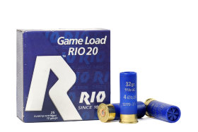 "Патрон ""RIO GAME LOAD"" 12/70 др.№ 4"